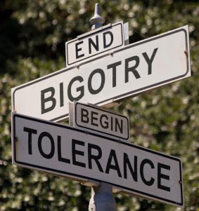 Stigma-Sign-Bigotry-Tiolerance